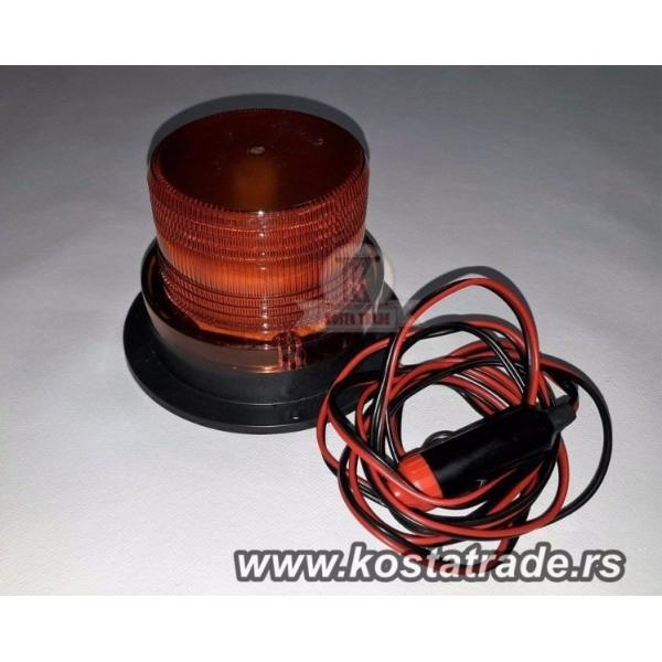 Rotaciona lampa – ROTACIJA 12V/24V na magnet LED – Rotaciono svetlo