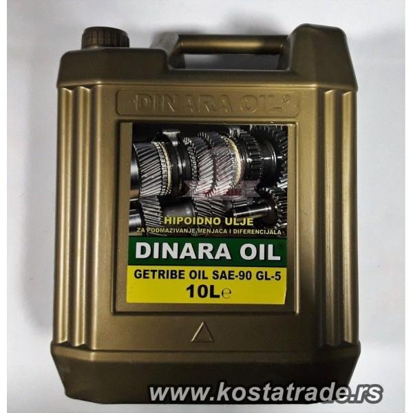 Dinara oil SAE 90 Gl5 10l
