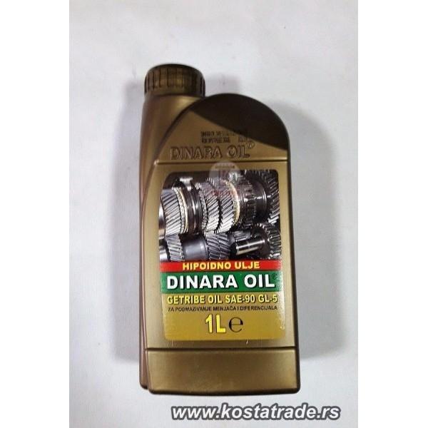 Dinara oil SAE 90 GL5 1l