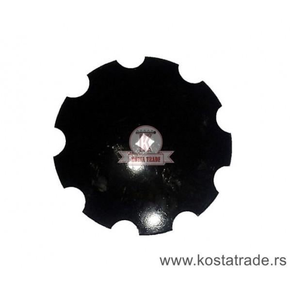 Disk tanjirače 460 nazubljeni 25×25