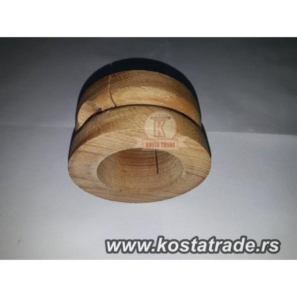 Drveni ležaj za leskovačku tanjiraču