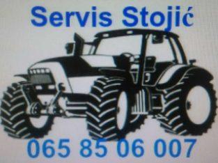 Dijagnostika popravka traktora i kombajna