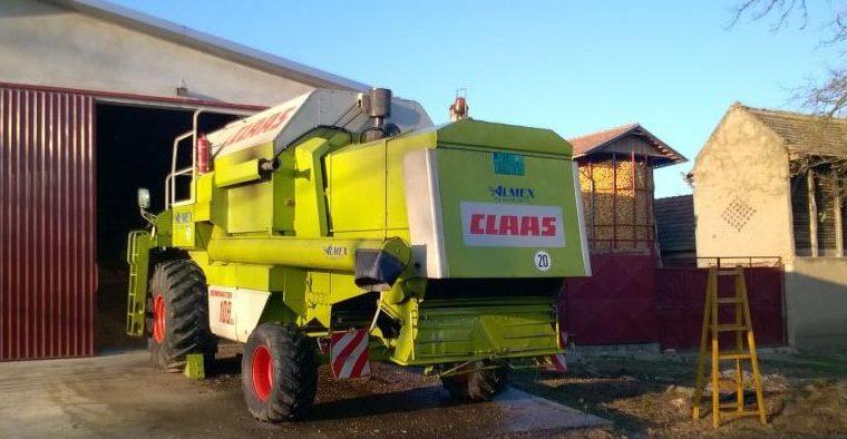 Kombajn Claas Dominator 108SL