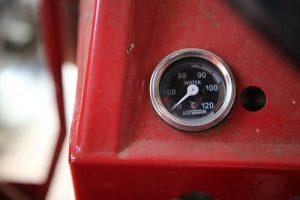 Termostat na traktoru