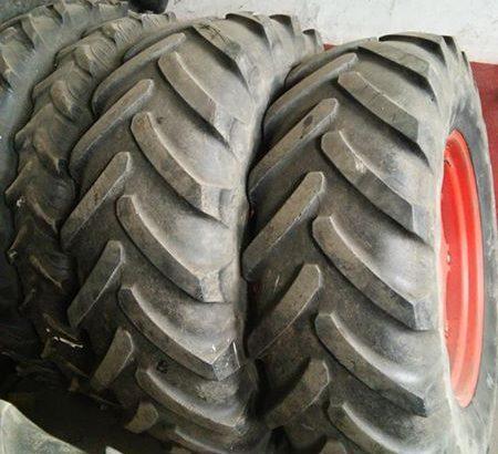 Uzane i široke gume za traktore