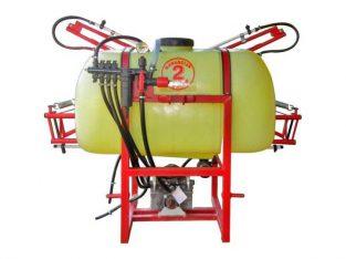 Traktorska prskalica sa poljskom pumpom