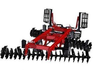 """Traktorske tanjirače vučene tipa """"V"""""""