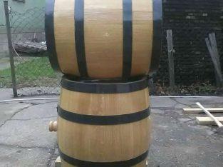 Drvena burad