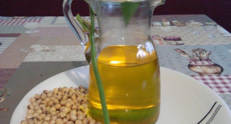 hladno cedjeno sojino ulje