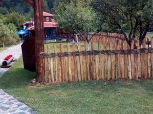 Izrada etno ograda – plota