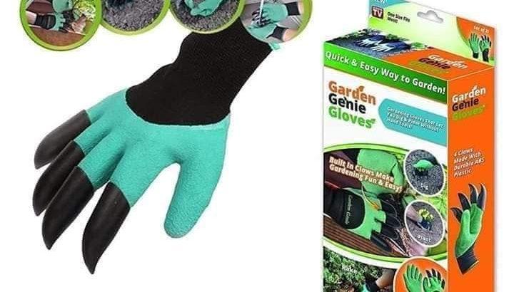 Akcijaaaa 💥💥💥  baštenske rukavice sa 4 kandže za kopanje!