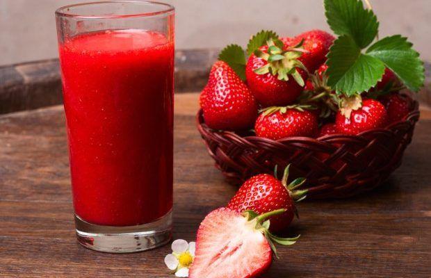 Sirup sok od jagode