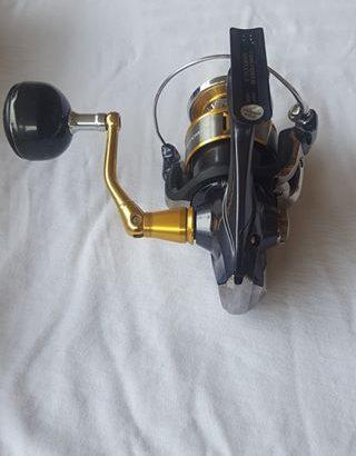 Shimano Twin Power mašinica