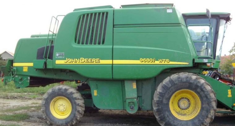Kombajn John Deer 9680 I WTS