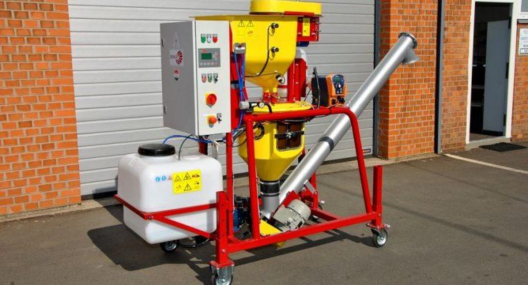 GRAMAX mašina za tretiranje semena