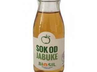Organski sok od jabuke 250ml