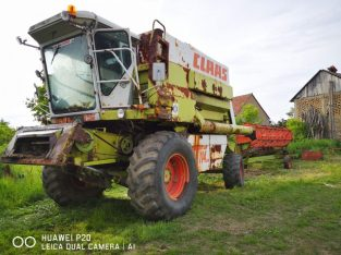Claas Dominator 114cs