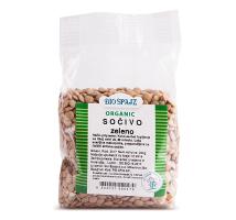 Organsko zeleno sočivo – 200g