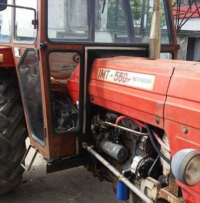 Traktor IMT 560 + dvobrazdni plug IMT 610-14
