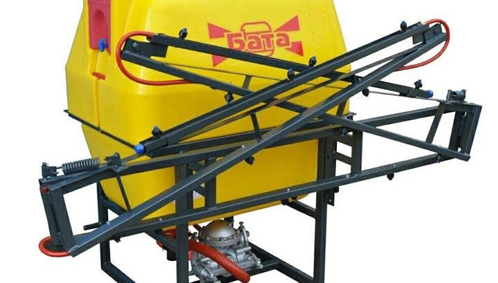 Traktorska prskalica 330 litara