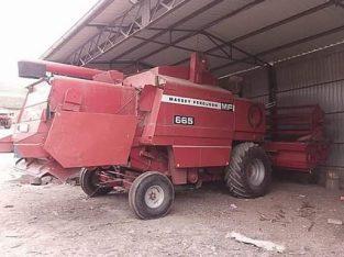 Žitni kombajn MF 665