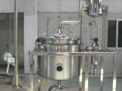 Linije za destilaciju eteričnih ulja