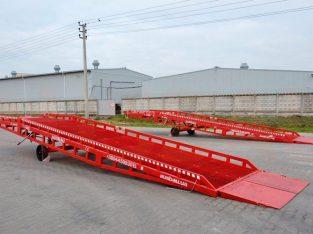 Mobilna rampa za kamion AUSBAU