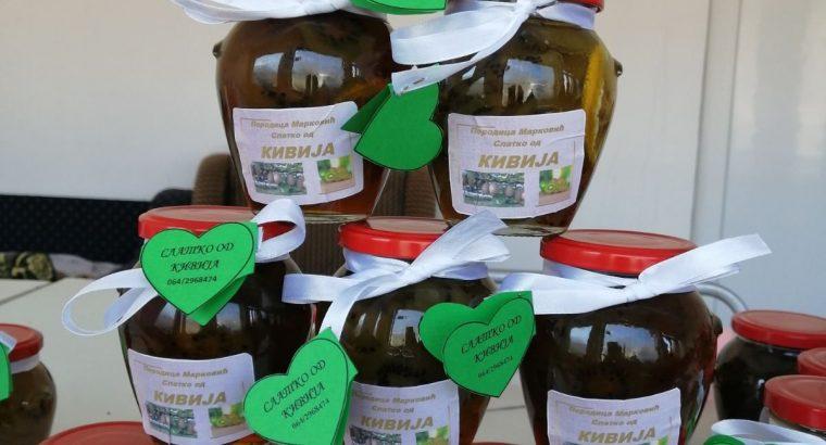 Prodajem slatko od Kivija