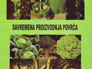 Knjiga, Savremena proizvodnja povrća